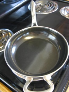 "Chantal 10"" frypan"