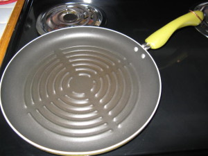 Paula Deen grill pan