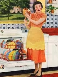 happy-lady-with-dishwasher