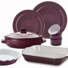 Emile Henry dinnerware and bakeware