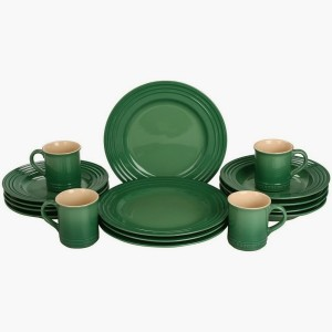 Le Creuset dinnerware set