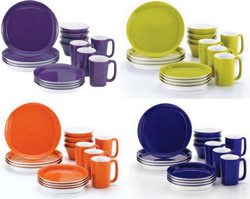 Rachel Ray dinnerware  sc 1 st  Your Ultimate Kitchen & Ceramic u0026 Glass Dinnerware u0026 Bakeware Brand Information | Your ...