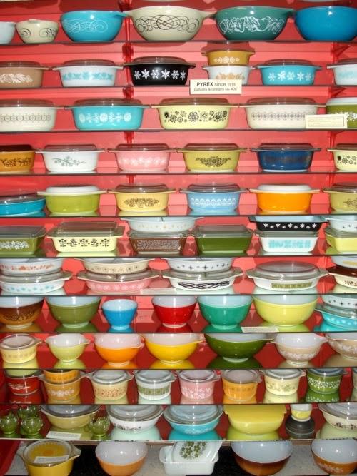 Vintage Pyrex & Ceramic \u0026 Glass Dinnerware \u0026 Bakeware Brand Information   Your ...