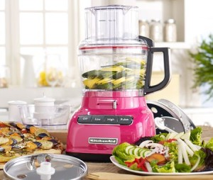 New Kitchen Aid ExactSlice food processor