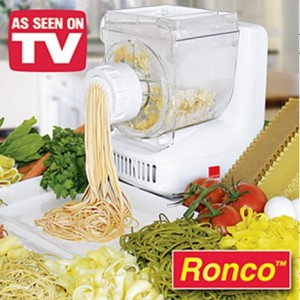 Ronco electric pasta maker