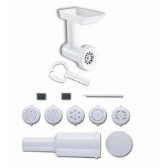 Kitchen Aid Food Grinder and Pasta Plates