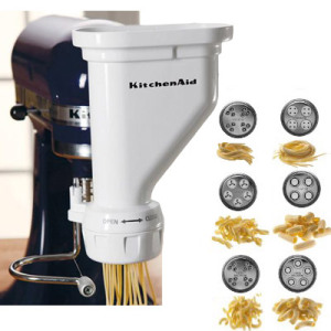 Kitchen Aid Gourmet Pasta Press