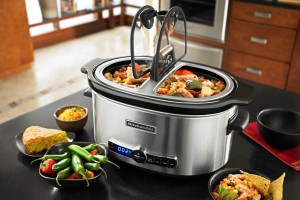 Kitchen Aid 6-qt. slow cooker