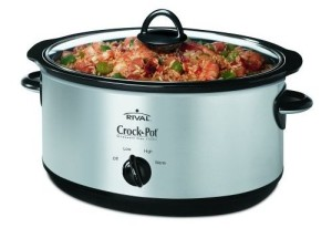 Rival Crock-Pot with manual switch