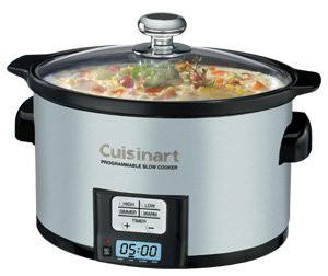 Cuisinart 3.5-qt. slow cooker