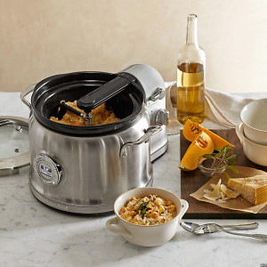 Kitchen Aid multi-cooker with optional Stir Tower attachment